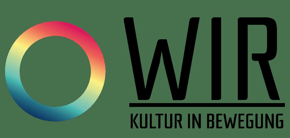 Wir - Bewegung in Kultur Logo